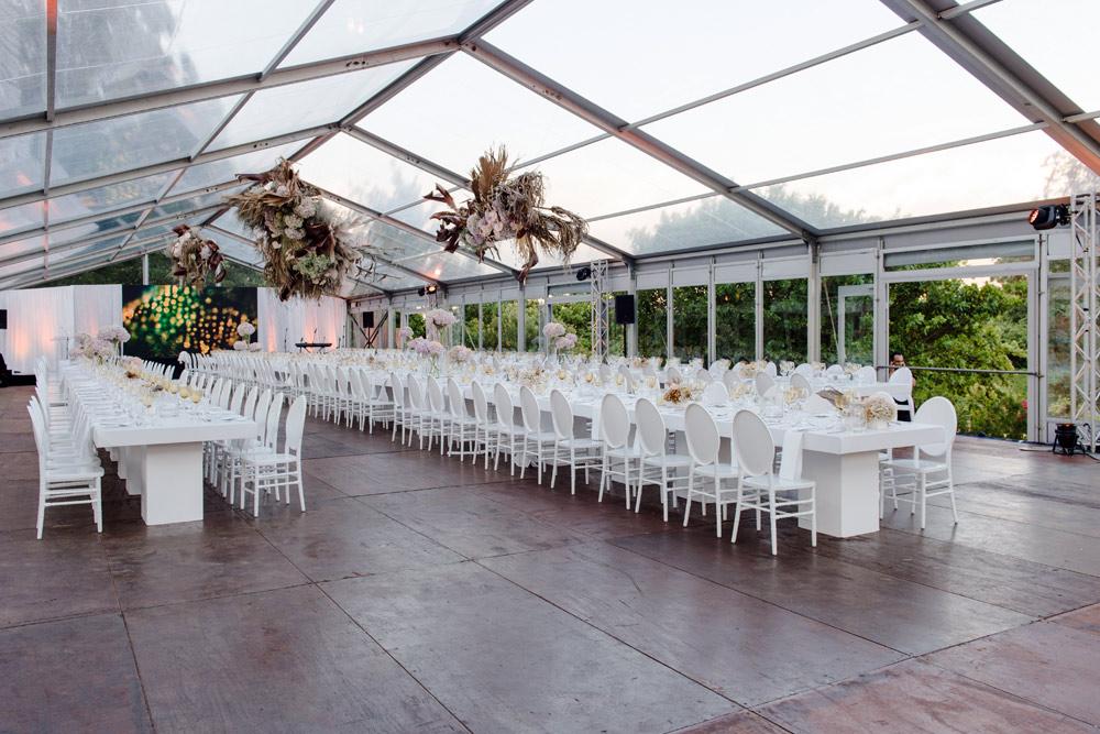 weddings in the franschhoek winelands